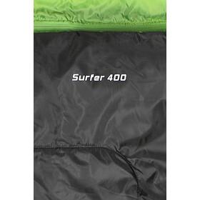 CAMPZ Surfer 400 Sovepose, grå/grøn